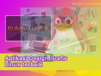 Aplikasi Desain Grafis Linux terbaik