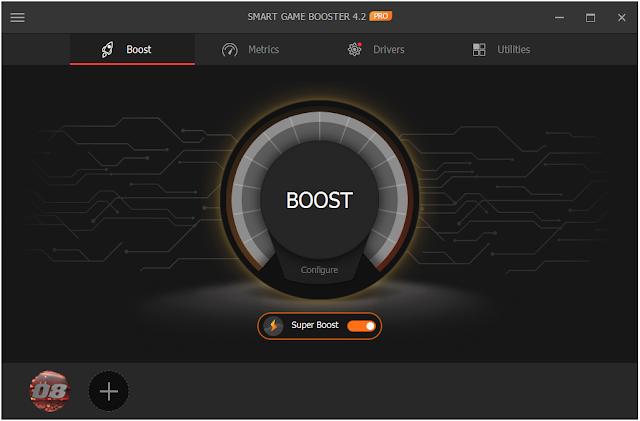 Screenshot Smart Game Booster Pro 4.2.1.4219 Full Version
