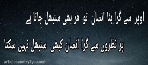 Heart Urdu poetry lines