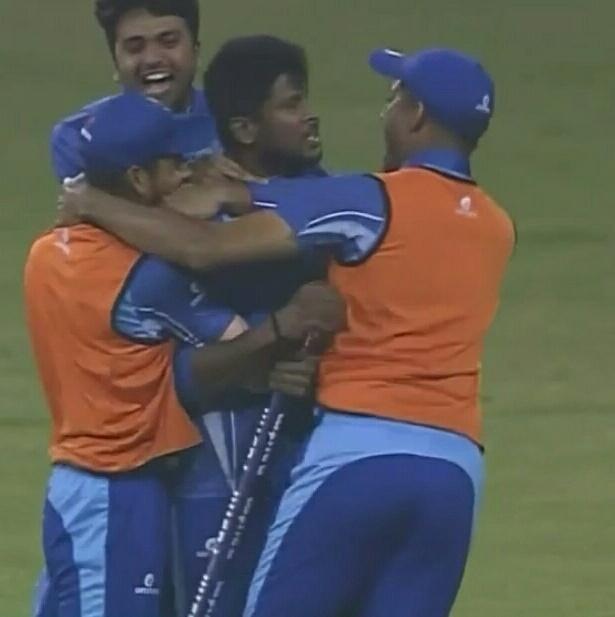 सैयद मुश्ताक अली ट्रॉफी के फाइनल में कर्नाटक ने तमिलनाडु को 1 रन से हराया