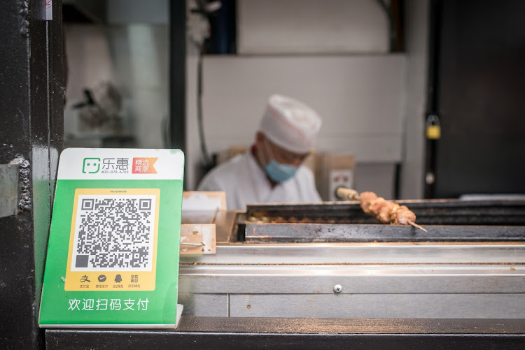 QR China Street Food
