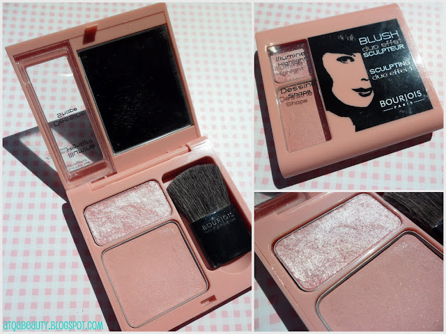 Makijaż :: Bourjois Blush Duo Effect Sculpteur