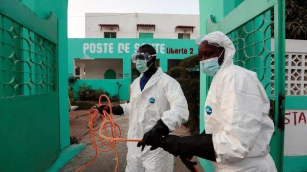 Continente africano afronta una dura prueba ante pandemia