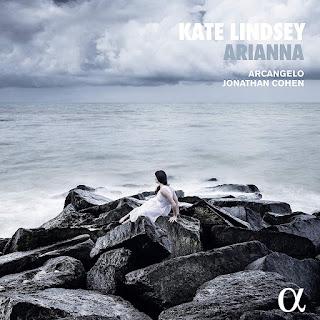 Arianna - Scarlatti, Handel, Haydn; Kate Lindsey, Arcangelo, Jonathan Cohen; Alpha Classics