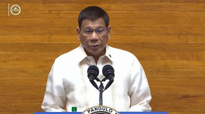 Duterte's SONA 2021 highlights