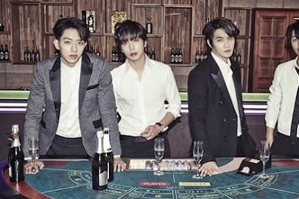 CNBLUE Grup Band Bermasalah dari Manipulasi Ijazah sampai Video Porno