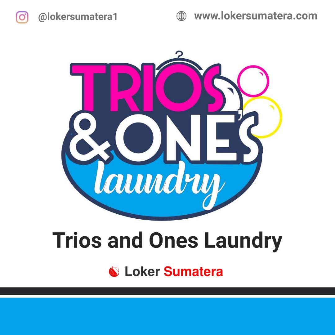 -Lowongan Kerja Pekanbaru: Trios & Ones Laundry Desember 2020