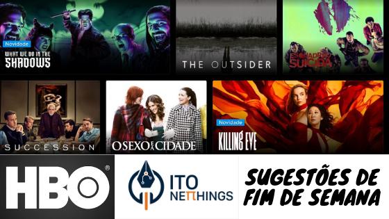 Sugestões HBO para este fim de semana