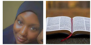 I hide to study the Bible and it brings me peace - Muslim girl