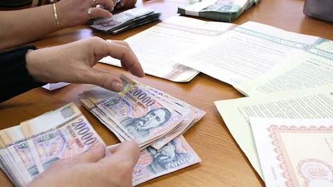 Nagyot csökkent a 12 hónapos diszkont kincstárjegy aukciós átlaghozama