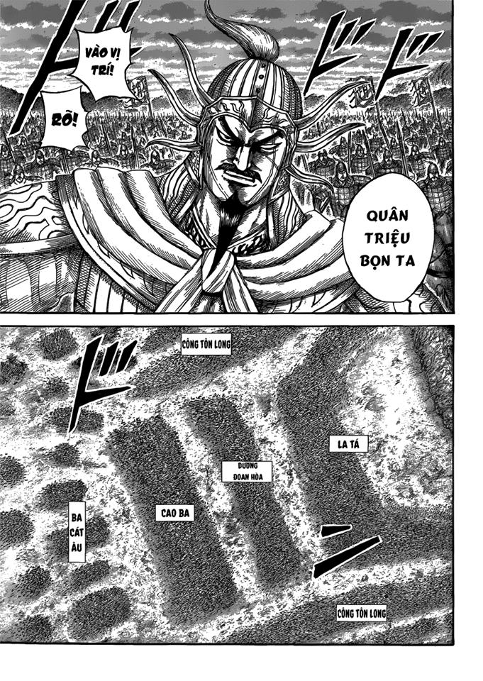 Kingdom Chapter 566 - Hamtruyen.vn