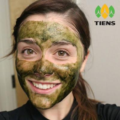Info Lengkap Masker Wajah dan Alat Setrika Wajah Tiens