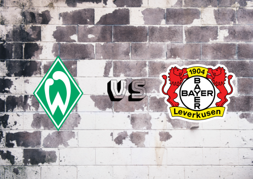 Werder Bremen vs Bayer Leverkusen  Resumen