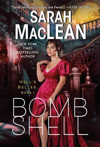Bombshell by Sarah MacLean.