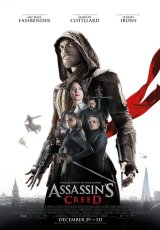 "Carátula del DVD: ""Assassin's Creed"""