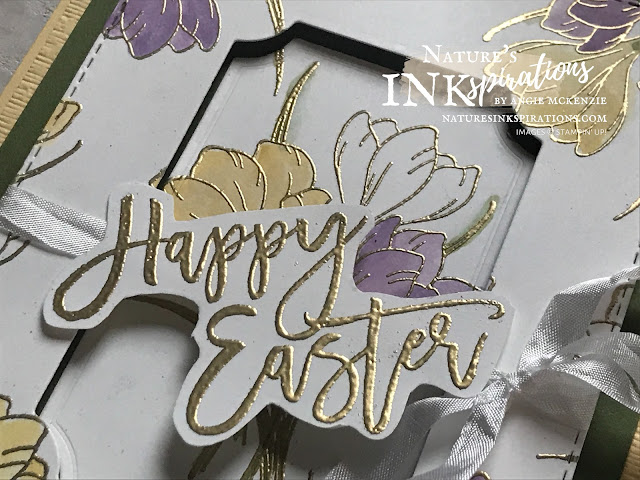 By Angie McKenzie for Stampin' Dreams Blog Hop; Click READ or VISIT to go to my blog for details! Featuring the Easter Promise Stamp Set, Stitched Rectangle Dies, and Painted Labels Dies by Stampin' Up!; #eastercards #watercoloring #easterpromisestampset #paintedlabelsdies  #stitchedrectantledies #naturesinkspirations #makingotherssmileonecreationatatime #cardtechniques #stampinup #CI73 #handmadecards
