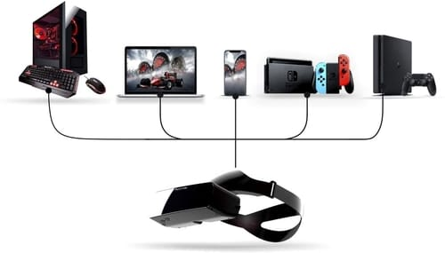 Photontree X 2.5K High Resolution Gaming Headset