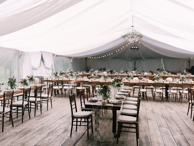 Niagara wedding planner | A Divine Affair | Sharon and Jurek . Photographer Calvin Frank. Wedding ceremony at Kurtz Orchards Gracewood Estates. Reception at Kurtz Orchards Marketplace. October harvest wedding decor. tented wedding. white pumpkins, live band