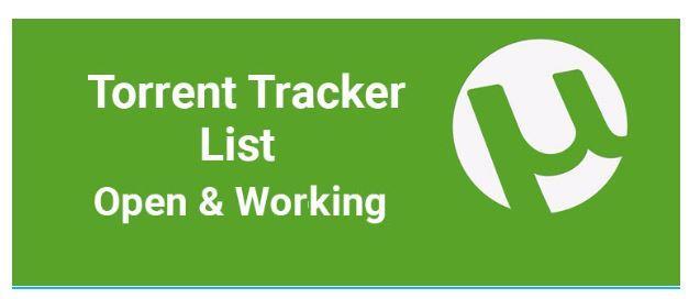 2020 - 2021 Yeni Torrent Tracker Listesi - En Hızlı Trackerler 3