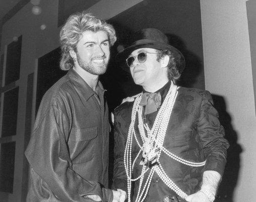 Elton-John-George-Michael-London-1985-Photo-Dave-Hogan-Hulton