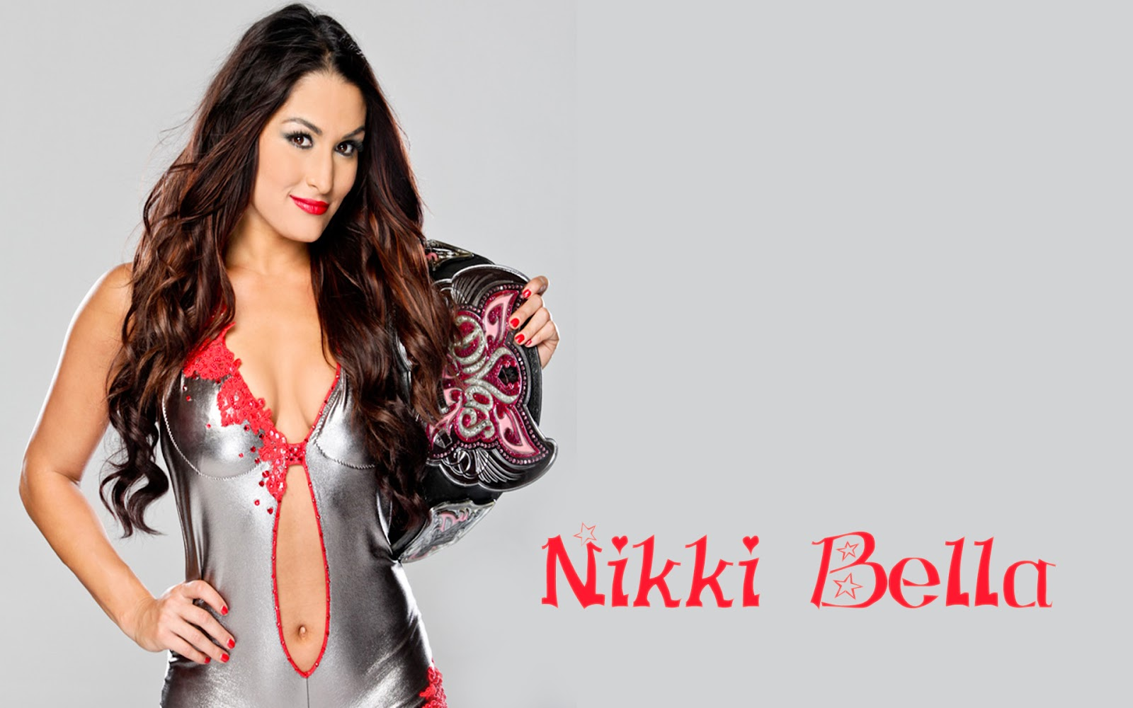 Wwe Super Star Nikki Bella Hd Wallpaper And Pictures -8018