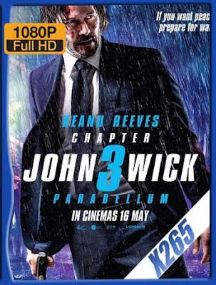 John Wick 3: Parabellum (2019) BRRip 1080p (HEVC x265) (Latino-Inglés) DizonHD