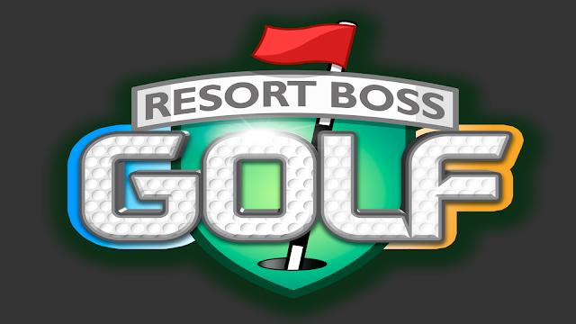 Resort Boss Golf Logo