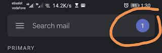 كيفيه انشاء بريد الكتروني