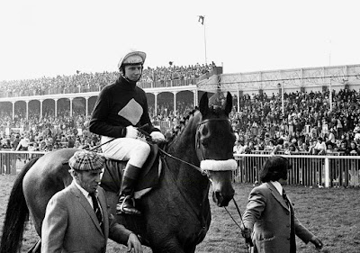 Red Rum was a favourite in the Grand National 1974