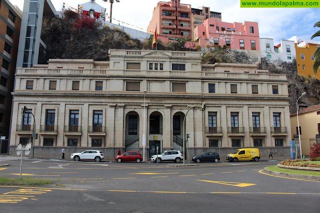 El Ayuntamiento de Santa Cruz de La Palma retoma las conversaciones para buscar nuevos usos para el edificio de Correos