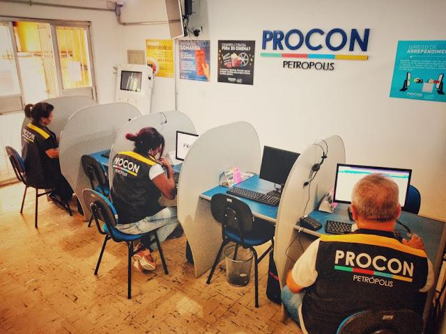 Procon Petrópolis recebeu mais de 3 mil atendimentos