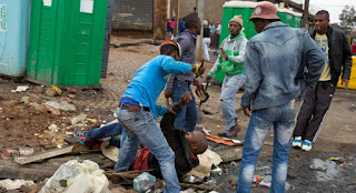 Xenophobic Attack Unfolds Again As Three Nigerians Brutally Attacked In South Africa