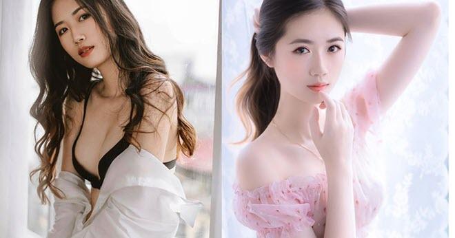 Nữ sinh 10X Hà thành được khen đẹp thuần khiết, dịu dàng