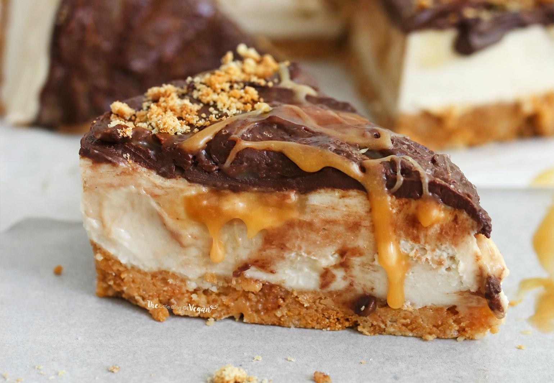 No Bake Millionaires Cheesecake Recipe