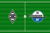نتيجة مباراة بادربورن وبوروسيا مونشنغلادباخ بث مباشر 20-06-2020  الدوري الالماني