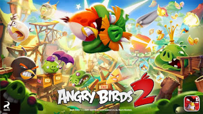 Video juego Angry Birds 2