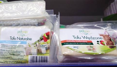 Tofu, Polsoja