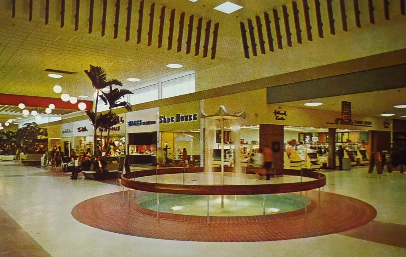 MALL HALL OF FAME: July 2007