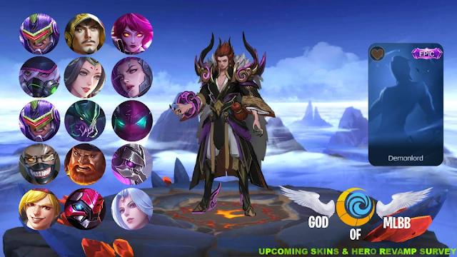 cara mendapatkan skin mobile legends gratis