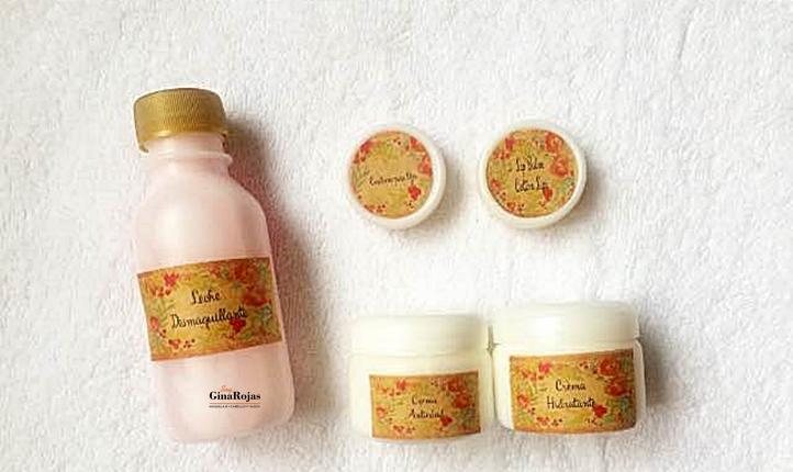 cremas naturales para el rostro Gracia Divina