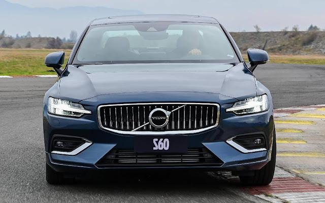Novo Volvo S60 2020