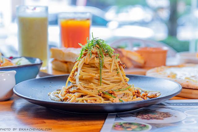 MG 8277 - 熱血採訪│台中清新森林系餐廳,多國人氣蔬食料理好美味,假日容易客滿建議先訂位