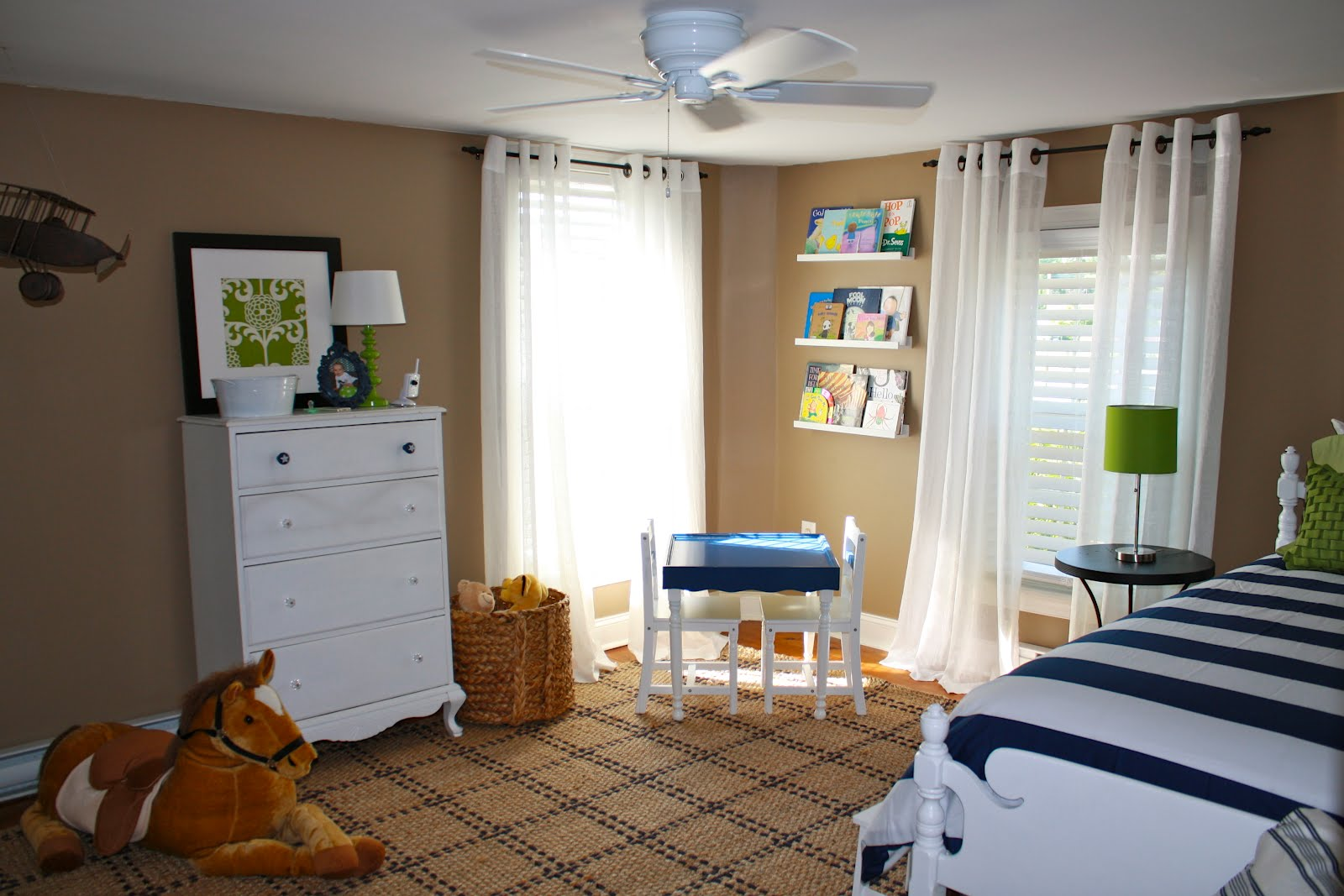 Studio LIME Design: {Decorating} Big Boy Bedroom
