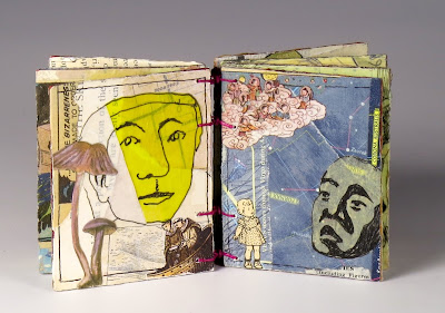 Seeing and Seen, Artist book by Judith Hoffman