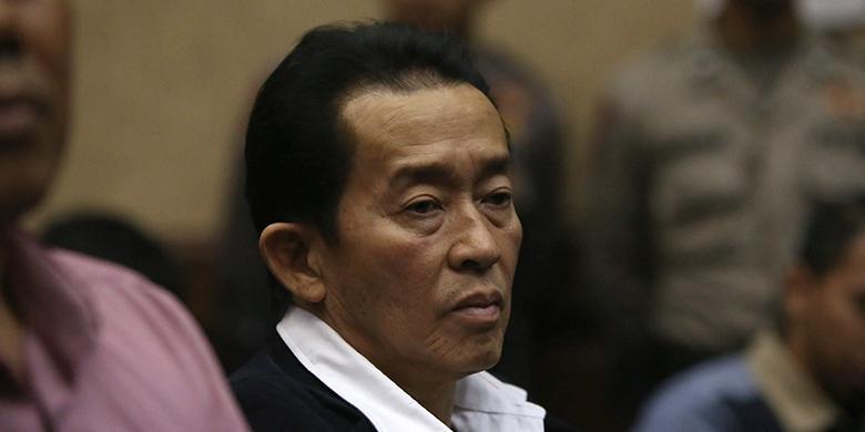 Dermawan Salihin Akan Cium Kaki Jessica jika Arief Terbukti Membunuh Mirna