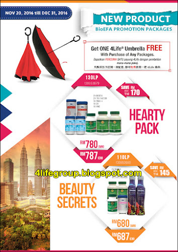 foto 4Life BioEFA Promotion Packages 4Life Malaysia (1)