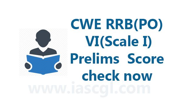 IBPS Release Score of RRB 2017