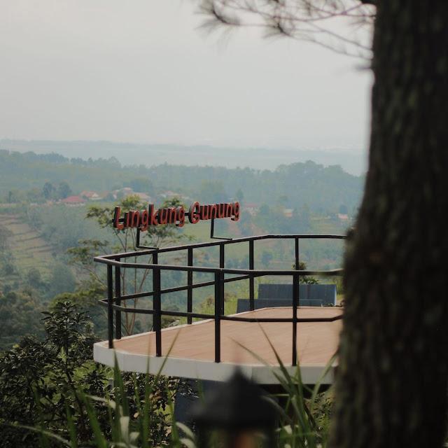 Elji Cafe Lingkung Gunung Pancawati Bogor