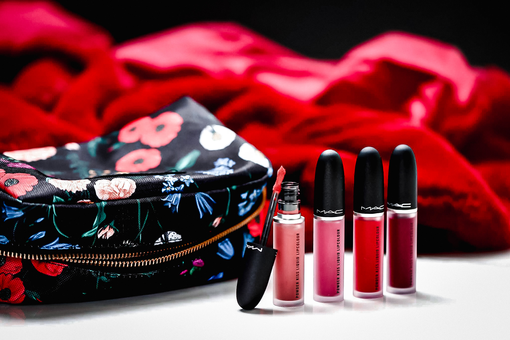 MAC Powder Kiss Rouge Liquide Mat
