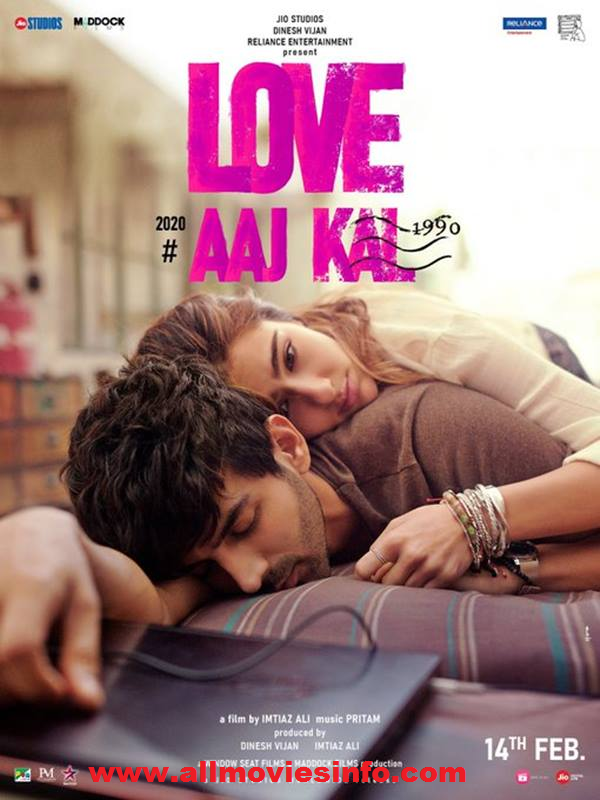 Love Aaj Kal Movie Review, Cast, Budget & Box Office Collection